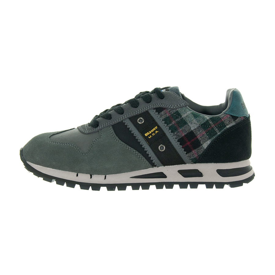 vendite all'ingrosso dove posso comprare outlet Details about Blauer MENS SHOES SNEAKER Mustang Leather and Suede Dark Grey  9 fmustang 03tar- show original title